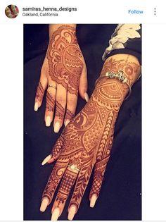 Wedding Mehndi Designs, Mehndi Art Designs, Mehndi Patterns, Latest Mehndi Designs, Henna Tattoo Designs, Mehndi Designs For Hands, Heena Design, Henna Tattoos, Mehndi Design Pictures