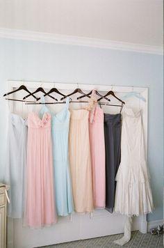 Pastel Wedding Colors ... Wedding ideas for brides, grooms, parents & planners ... https://itunes.apple.com/us/app/the-gold-wedding-planner/id498112599?ls=1=8 … plus how to organise an entire wedding ♥ The Gold Wedding Planner iPhone App ♥
