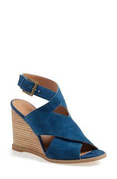 36379d8c95d422 Caslon  Hallie  Sandal (Women) available at  Nordstrom Shoe Wedges
