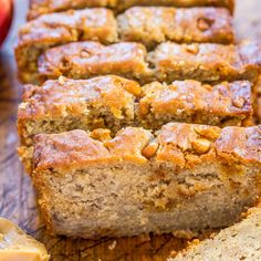 Peanut butter and apples go together. Peanut butter and bananas go together. Apples and bananas go together. It all works so well together. The recipe combines some of my favorite ingredients into one super soft, moist loaf that's filled with harmonious flavors and wonderful textures in every bite. I have over 40 different recipes for banana bread and dozens more for banana …
