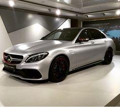 My future car! Mercedes amg c 63 s edition