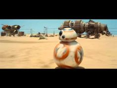 Star Wars: The Force Awakens Teaser ft. Bill Murray