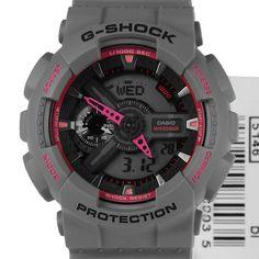 Chronograph-Divers.com - Casio G-Shock WR200m Shock Resistant Mens Watch GA-110TS-8A4DR GA110TS, $144.00 (http://www.chronograph-divers.com/ga-110ts-8a4dr/)