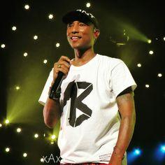 Pharrel Williams @northseajazz 2016