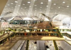 HIA Airport City / OMA