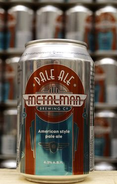 Metalman Brewing Co. is the first Irish microbrewery to produce its exquisite elixirs in a can. The American Style Pale Ale is a super-refreshing, easy-drinking beer—the kind of thing you can drink while watching a sporting event for hours in the afternoon. The hops lend it a pleasant, citrusy flavor.