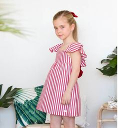 Las 392 Mejores Imágenes De Vestidos Niña Verano Vestidos