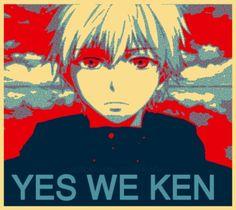 《★》 Kaneki for President 《★》