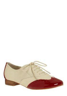 #Candy Dipped Flat / Mod Retro Vintage Flats / ModCloth.com