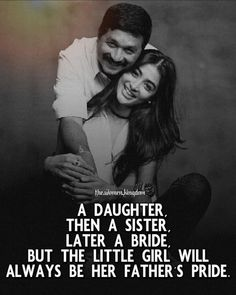 Father Daughter Love Quotes, Father Love Quotes, Love My Parents Quotes, Mom And Dad Quotes, Crazy Girl Quotes, Real Life Quotes, Life Lesson Quotes, Reality Quotes, Self Love Quotes