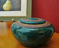 Artful Urns for Ashes Handmade by Diann by earthtoartceramics
