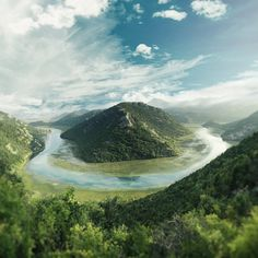 Montenegro.     As I learned in Bosnia and Croatia, the former Yugoslavian nations are amazingly beautiful.