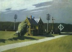 october on cape cod edward hopper - - Yahoo Image Search Results
