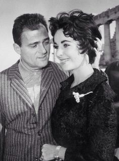 Elizabeth Taylor & Mike Todd 1958 Greece