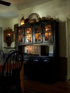 Circa 1892 Homestead Primitives This Is My Dream Diningroom
