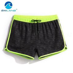 Gailang Brand 2018 New Men Beach Shorts Trunks Mens Swimwear Swimsuits Short Bottoms Boardshorts Bermudas Masculina De Marca Products Are Sold Without Limitations Men's Clothing