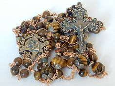 Unbreakable Rosary of The Sacred Heart Of Jesus by robertd5198