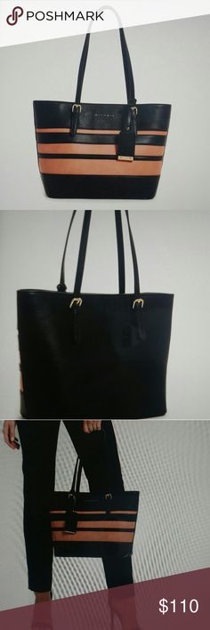 """NWT With212 Central Park Tote Just purchased, in perfect condition!   Gold plated hardware 10""""h X 11""""W X 6.25""""d 5.5"""" handle drop With212 Bags Totes"""