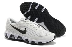 reputable site 64014 963c7 Nike Air Max Tailwind 6 Mens Shoes White Black For Wholesale