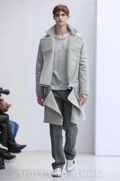 Tillman Lauterbach Menswear Fall Winter 2013