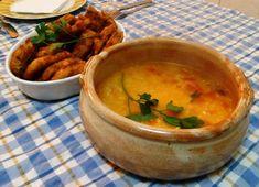 Receitas práticas de culinária: Arroz de tomate com pataniscas de bacalhau