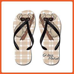 CafePress - Koala - Flip Flops, Funny Thong Sandals, Beach Sandals - Sandals for women (*Amazon Partner-Link)