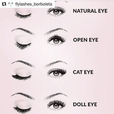 """87 Likes, 3 Comments - LashWrap (@lashwrap) on Instagram: """"Had to repost because we LOVE this! which look is your favorite?? ✨ #lashextensions #lashwrap…"""""""