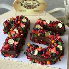 "14.3k Likes, 79 Comments - #No.1 Nigerian Cake Blog (@cakebakeoffng) on Instagram: ""Chocolatey Cake GOODNESS by @ melodia_vkusa ❤️❤️❤️ #Cakebakeoffng #CboCakes #InstaLove…"""