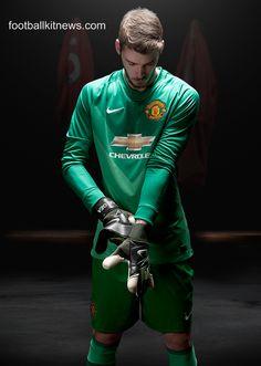d07cb713f New Manchester United Kit 14 15- Nike Man Utd Home Jersey 2014 2015