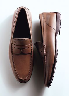 NEW LOOK FOR TOD'S LOAFERS