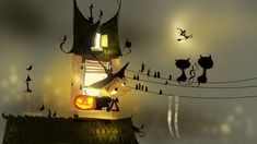 Have a GREAT Halloween by *PascalCampion on deviantART