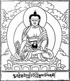Medicine Buddha, Bhaisajyaguru