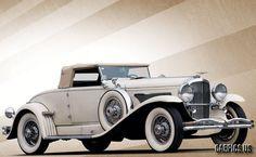 1929 Duesenberg j Convertible Coupe by Murphy