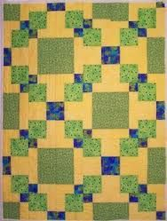 disappearing nine patch quilts - Google Search