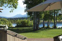 Black Butte Ranch :: Deck View