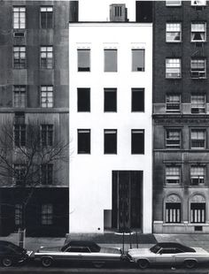US, New York (NY), Feigen Gallery. Architect Hans Hollein, 1969.