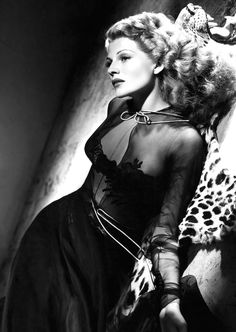 Rita Hayworth: A Free Bird In Flight