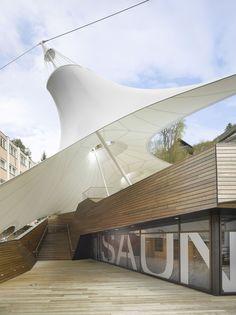 Gallery of Palais Thermal / KTP Architecten + formTL - 4