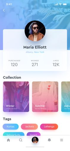 41 Ideas For Travel Design Website Graphics Android App Design, App Ui Design, Interface Design, Design Web, Graphic Design, Dashboard Design, User Interface, Design Layout, Profile App
