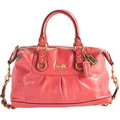 /coach madison sabrina handbag/