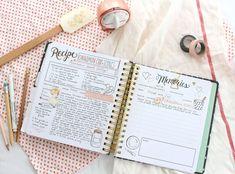 Homemade Recipe Books, Homemade Cookbook, Diy Recipe Book, Homemade Planner, Recipe Pics, Mom's Recipe, Recipe Book Design, Cookbook Design, Cookbook Ideas
