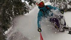 Days of Powder in Sportgastein - Gastein, Winter Ski Touring, Austria Travel, Salzburg, Skiing, My Photos, Powder, Photo And Video, Videos, Winter