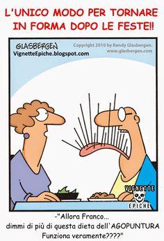 Dieta dell'agopuntura