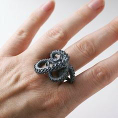 Tentacles Ring