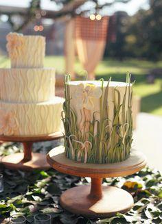 Grooms Cake // Photography: Liz Banfield Photography // Event Planner: Tara Guérard // TheKnot.com