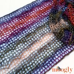 This easy rectangle wrap is the perfect layer, an ideal gift, and a wonderful comfort shawl - make your own Winged Wrap with this easy free crochet pattern!
