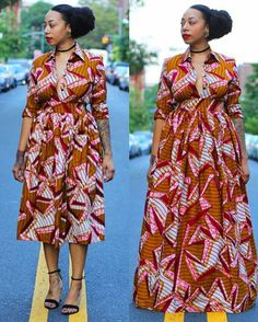 New in the marketplace: The Yaa Asantewa Sets by Tribal Groove • available in Midi or Maxi at zuvaa.com ⭐️