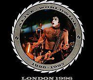Kiss - Wembley Arena, London November 25th 1996 DVD