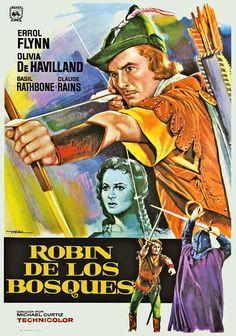 1938 / Robin de los bosques - The Adventures of Robin Hood - tt0029843
