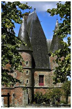 Chateau de Carrouges - Basse-Normandie
